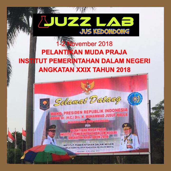 2018 11 01 02 Ipdn Event Jatinangor Bandung Juzz Lab