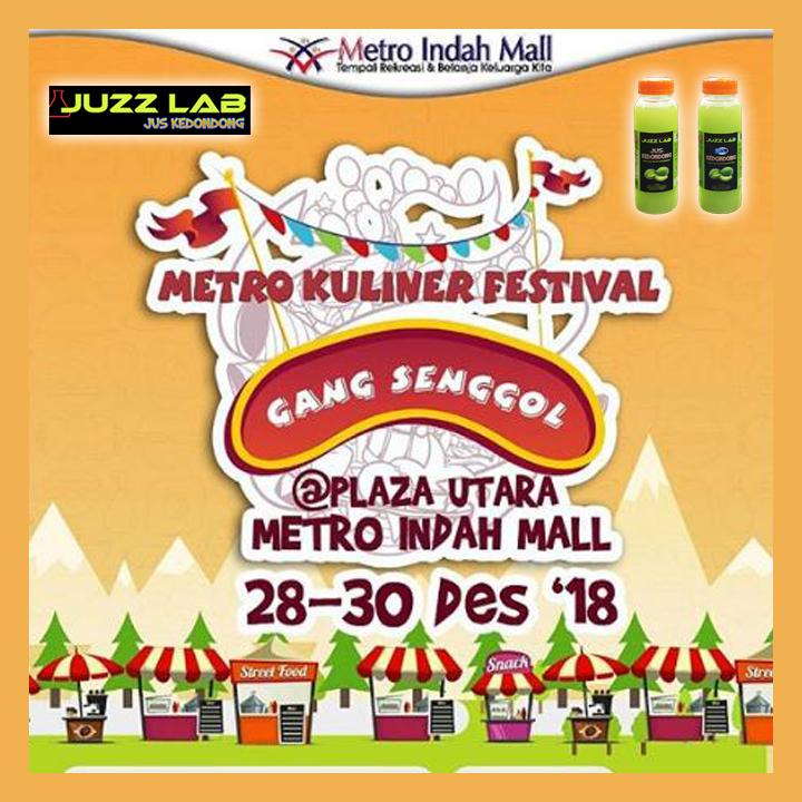 2018 12 28 30 Metro Kuliner Festival Metro Indah Mall