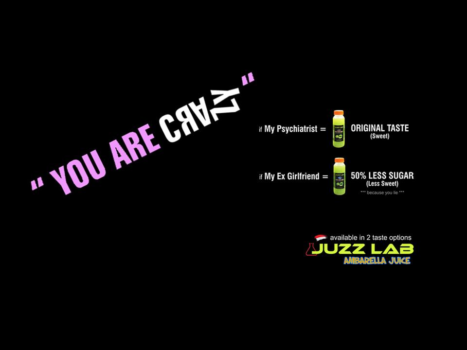 Juzz Lab - Ambarella Juice